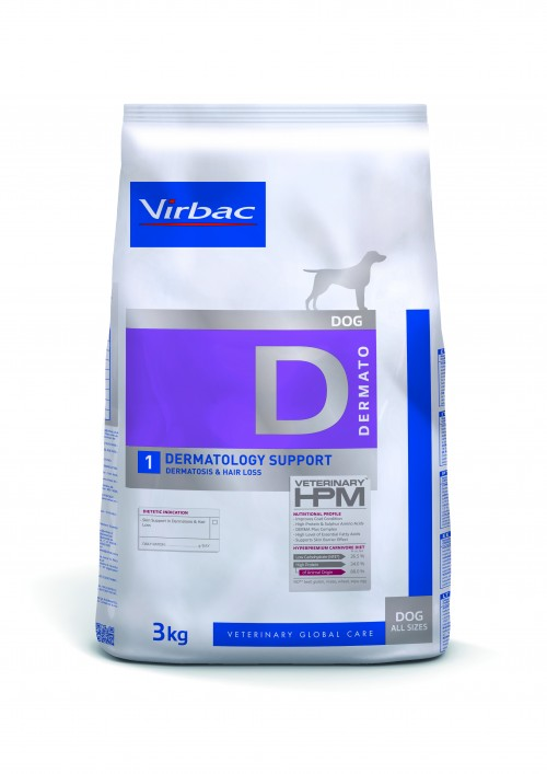 D1 – DERMATOLOGY SUPPORT DOG